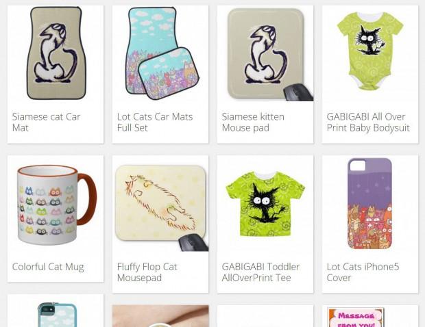 猫目行燈ぷろだくつ _ Nekome Andon Products - Google Chrome-20140617-220818