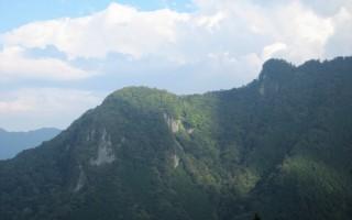 遥拝殿から見た風景 1